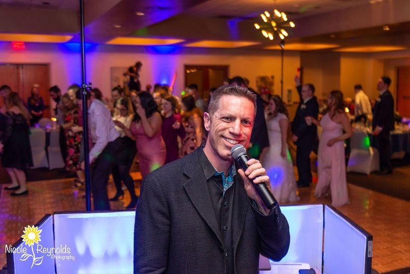 Mesa Country Club wedding. Pho