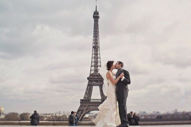 Tmx 1434999975403 Married Eiffel Tower 2 Atlanta wedding travel