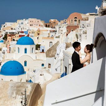 Tmx 1439244911429 Best Destination Wedding Locations Santorini Noah  Atlanta wedding travel