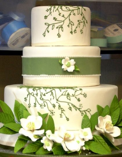 Bella vista farm wedding cakes