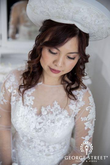 Wedding Hair and Makeup Vancou