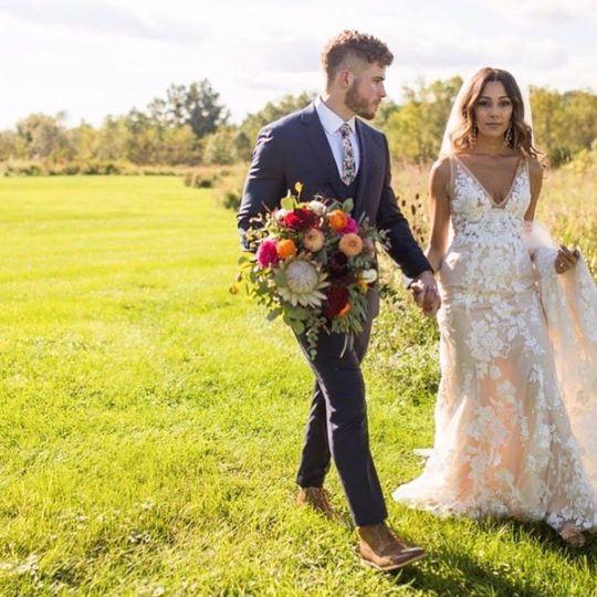 Secret Garden Florist Wedding and Event Planning