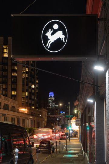 Cerf Club Street Shot