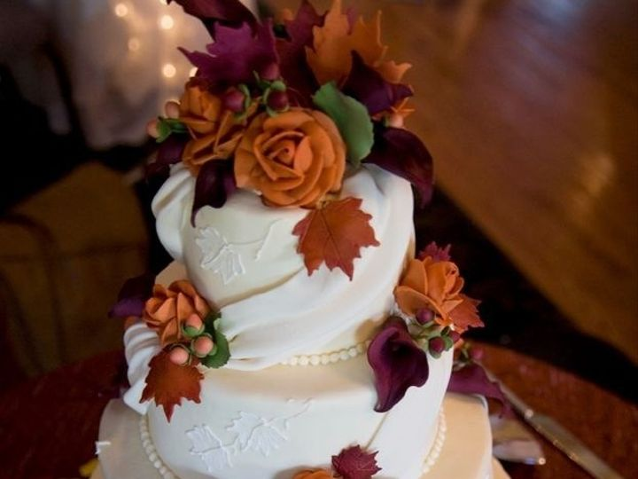 Tmx 1416673808203 Fall Wedding Cakes Ideas Syracuse wedding planner