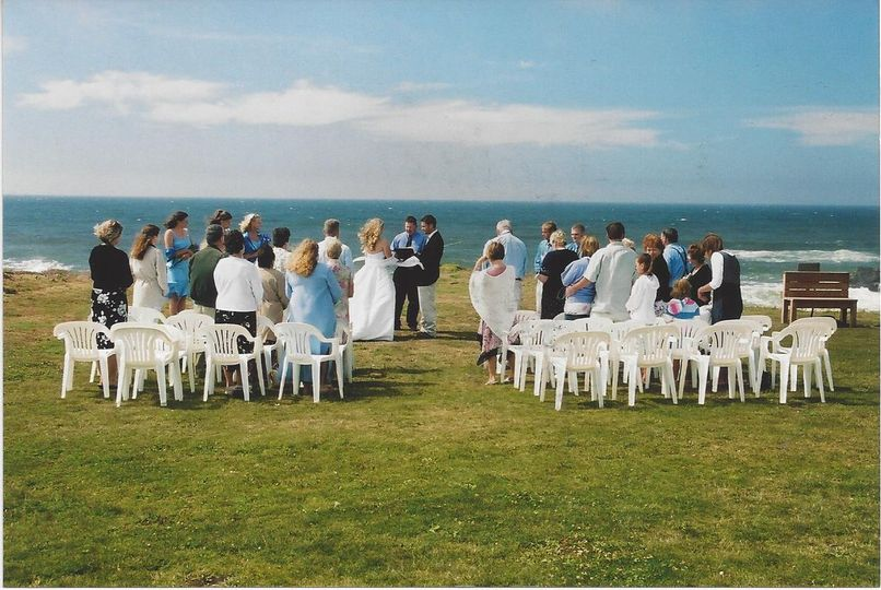 Ocean-Side Ceremony Space