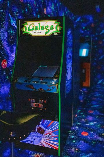 Arcade at The Club