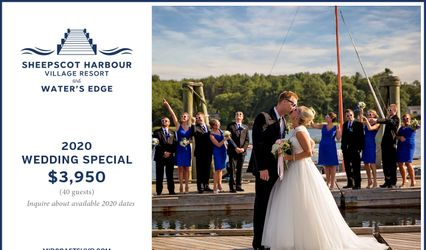 Sheepscot Harbour Village Resort and Water's Edge 1