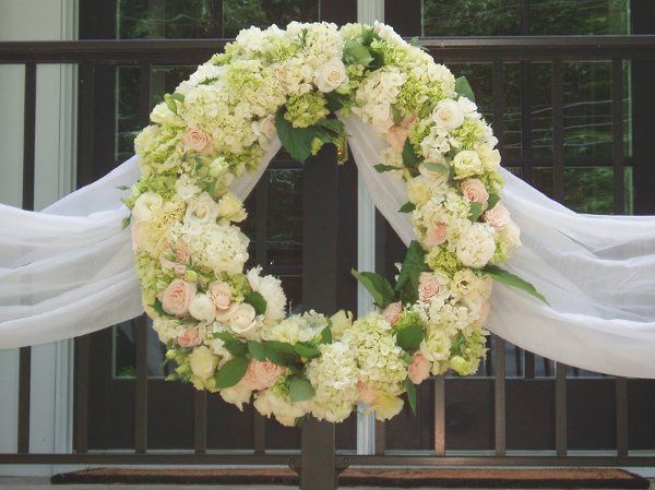 Flower wreathe