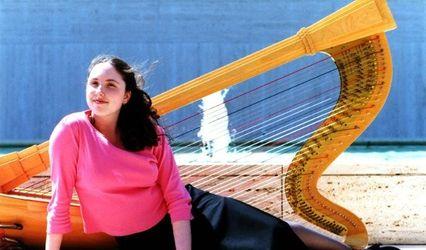 Kela Walton - Harpist 1