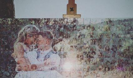 Washington Mosaic  Wall 1