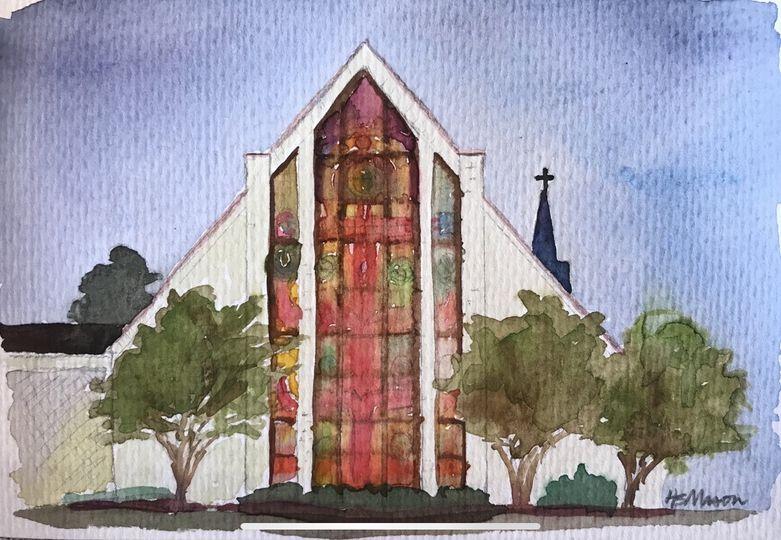 Asbury Methodist, Lafayette