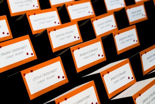 fall placecards