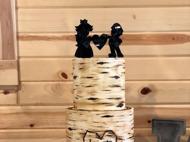 Tmx Birchcake2 51 1984799 159882006591487 Alexandria, MN wedding cake