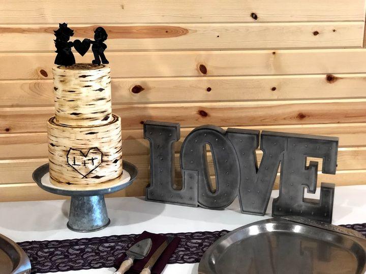 Tmx Birchcake 51 1984799 159882006535200 Alexandria, MN wedding cake