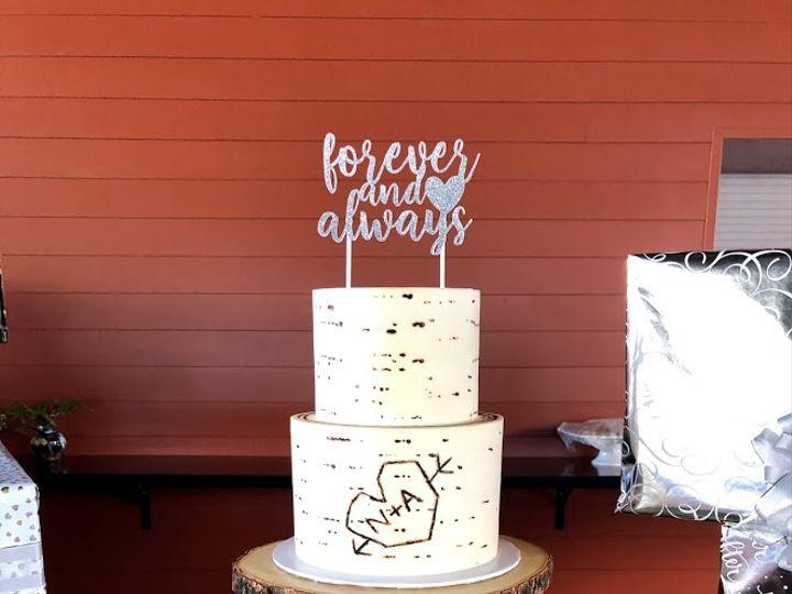Tmx Birchlegacy 51 1984799 159882006543512 Alexandria, MN wedding cake