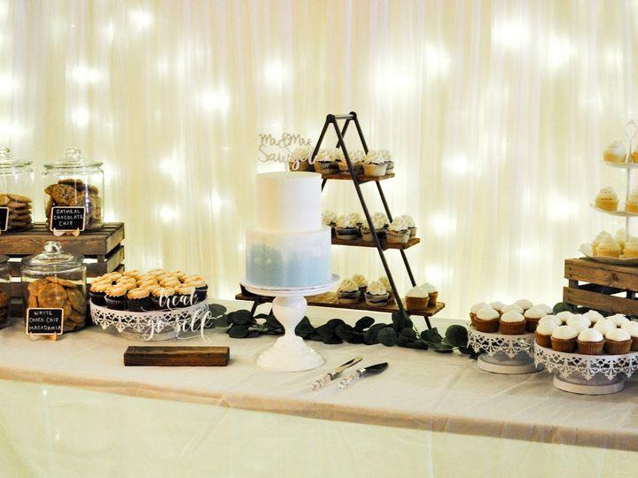 Tmx Evansvilledesserttable 51 1984799 159882006650788 Alexandria, MN wedding cake