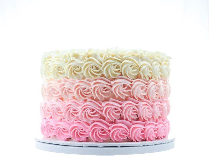 Tmx Ombrerosette 51 1984799 159882006798605 Alexandria, MN wedding cake