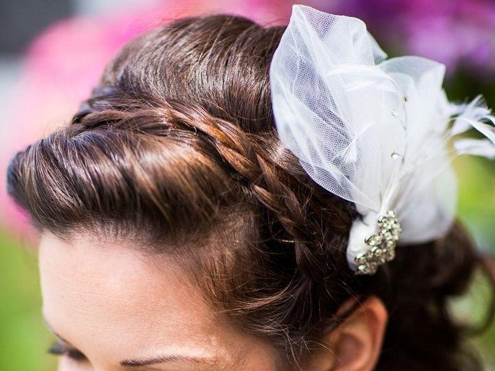 Tmx 1384803958059 Braided Headband Wedding Hair By Melea San Diego, California wedding beauty