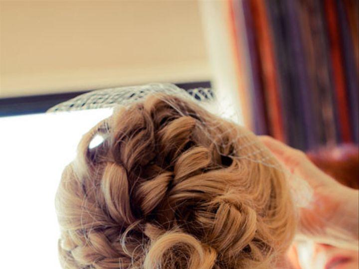 Tmx 1384976181712 Long Side Pony Wedding Hair By Melea San Diego, California wedding beauty