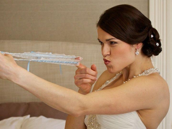 Tmx 1416525409795 Smooth Side Bun By Meleah San Diego, California wedding beauty