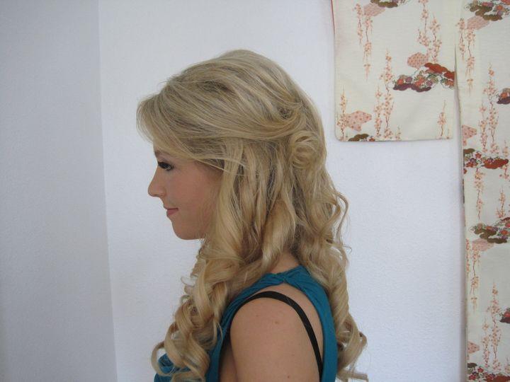Tmx 1416525803971 Long Curls Wedding By Meleah San Diego, California wedding beauty