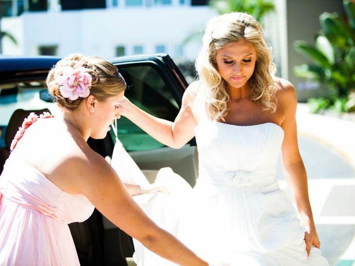 Tmx 1416944202667 Long Soft Curls Romantic Wedding Hair By Meleah San Diego, California wedding beauty
