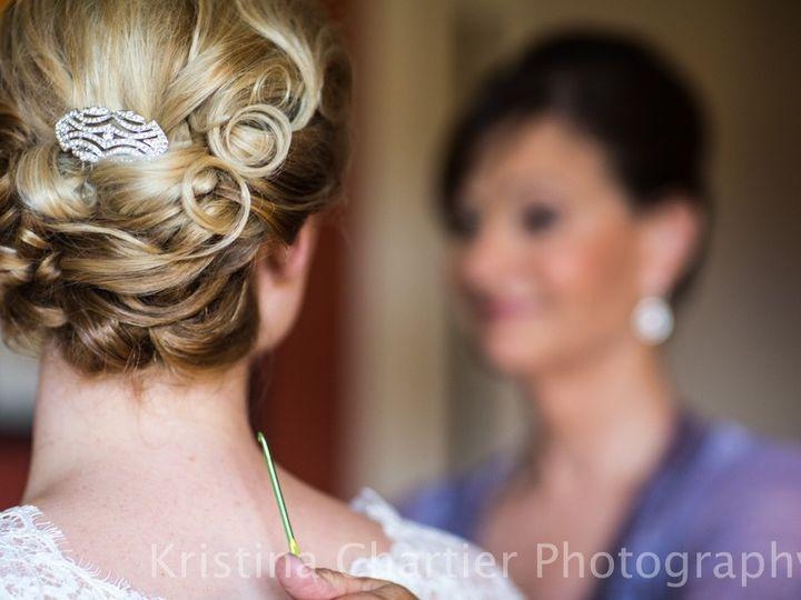 Tmx 1448313605016 Twisted Chignon Wedding Hair By Meleah San Diego, California wedding beauty