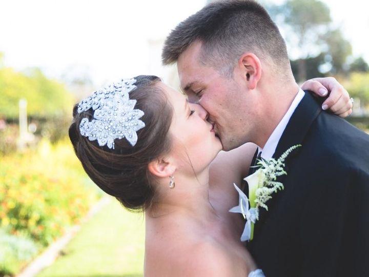 Tmx 1515456154 506a8af194e0e507 1515456153 7c4a97b3ff596f0f 1515456111509 1 Upclose Kissing Me San Diego, California wedding beauty