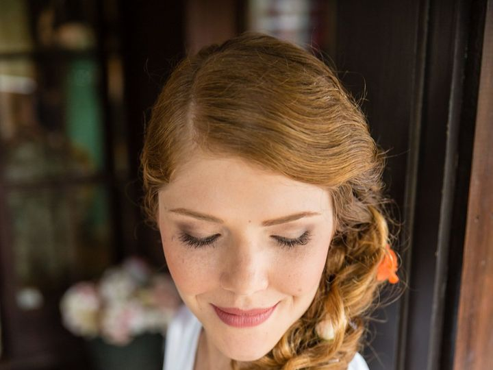 Tmx 1515456212 Bdddd7acc5e5b0db 1515456209 35fc3e81b17dc005 1515456166171 5 Wedding Hair And M San Diego, California wedding beauty