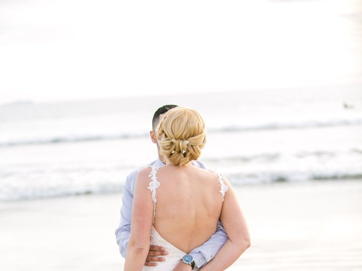 Tmx Bridal Updo With Curls Makeup Hair And Dance By Meleah 51 195799 V1 San Diego, California wedding beauty