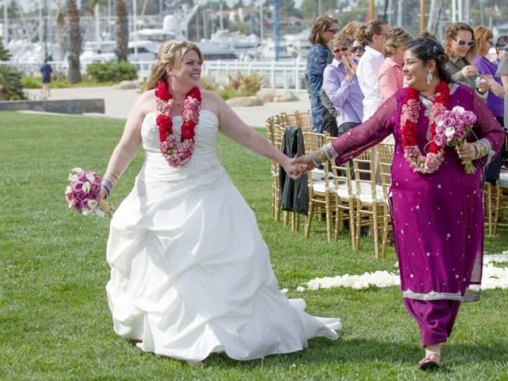 Tmx Lgbt Couple Makeup Hair And Dance By Meleah 51 195799 V1 San Diego, California wedding beauty