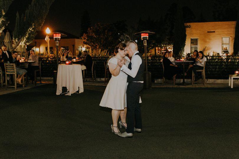 LGBT Wedding - First Dance