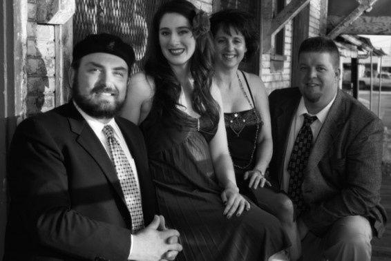 Tmx 1465840445490 Still Blue Blackwhite Seattle wedding band