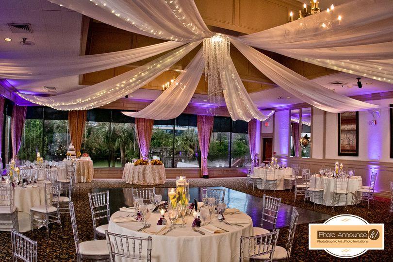 Wedding Reception Tampa