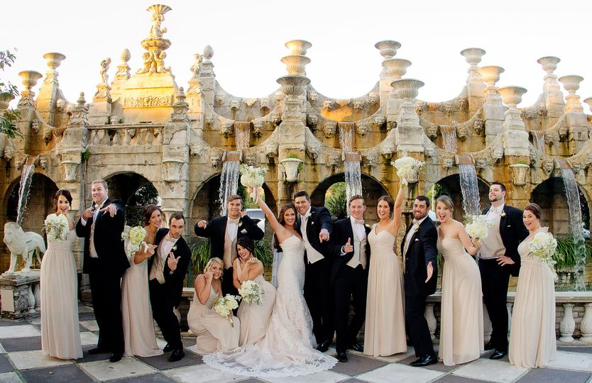 Kapok Tree Wedding Clearwater