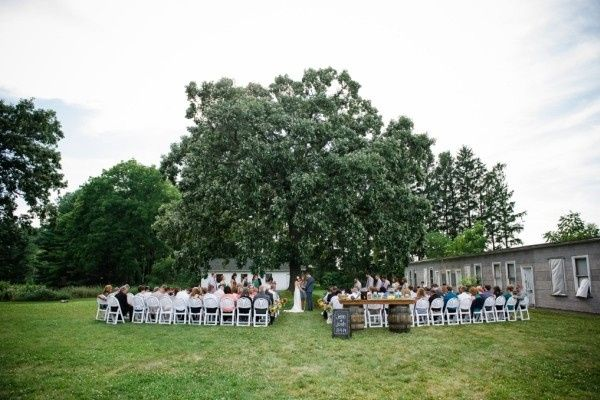 Tmx 1430966358755 Carson Wedding Photo 1   Courtesy Of Ni Photo Deerfield wedding venue