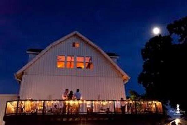 Tmx 1430966367270 Wedding Barn At Night   Badger Farms Deerfield wedding venue