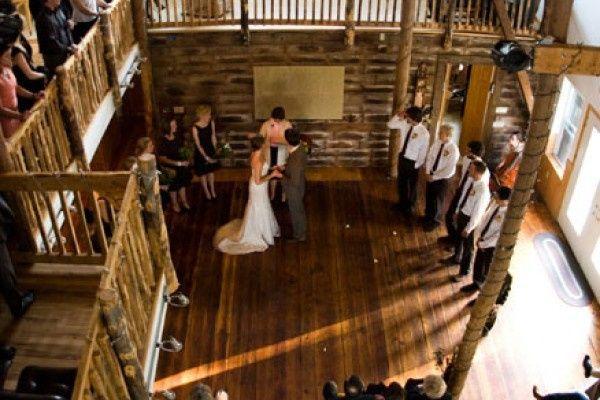 Tmx 1467140671697 Wedding Barn   Cermony Image 35ec7d36fb Deerfield wedding venue
