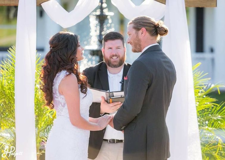 Justin Nelson - officiant