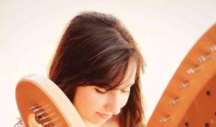 Molly Madden, harpist