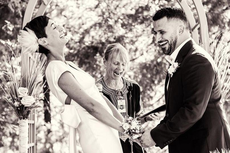 Ceremony joy - Karla Bravo Photography