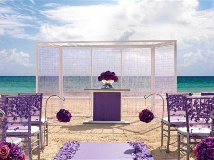 Tmx 1368607134312 Wedding On Beach Miami wedding travel