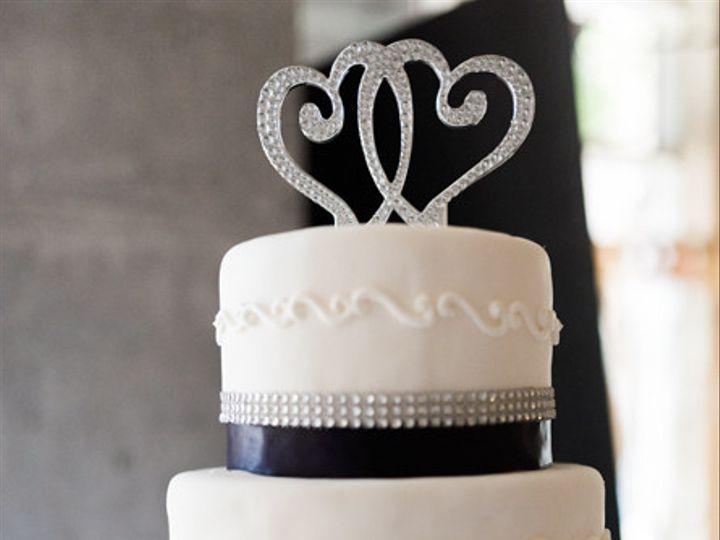 Tmx 1445835797223 Purple Love Nashville, TN wedding cake