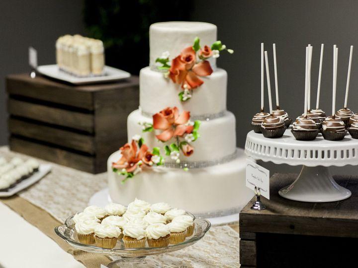 Tmx 1445837450045 Connie Cakes Dessert Bar Nashville Tn Nashville, TN wedding cake