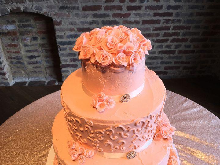 Tmx 1511280702388 2016 09 24 14.49.11 Nashville, TN wedding cake