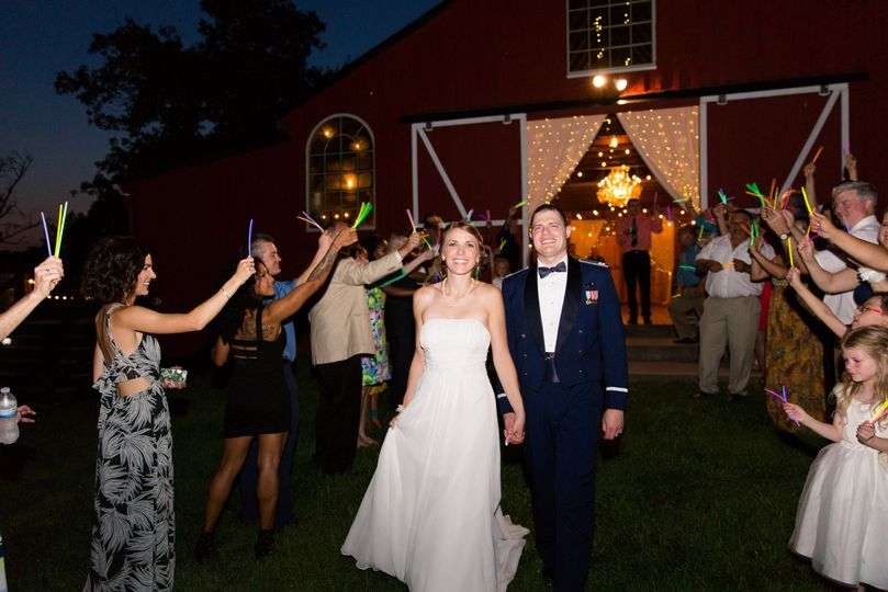The newlyweds   Marie Hamilton Photography