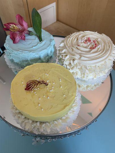 Cake tasting options