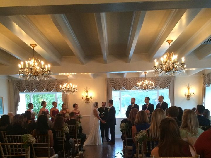 Tmx 1513276402721 Gold Room Indoor Ceremony Andover, NJ wedding venue