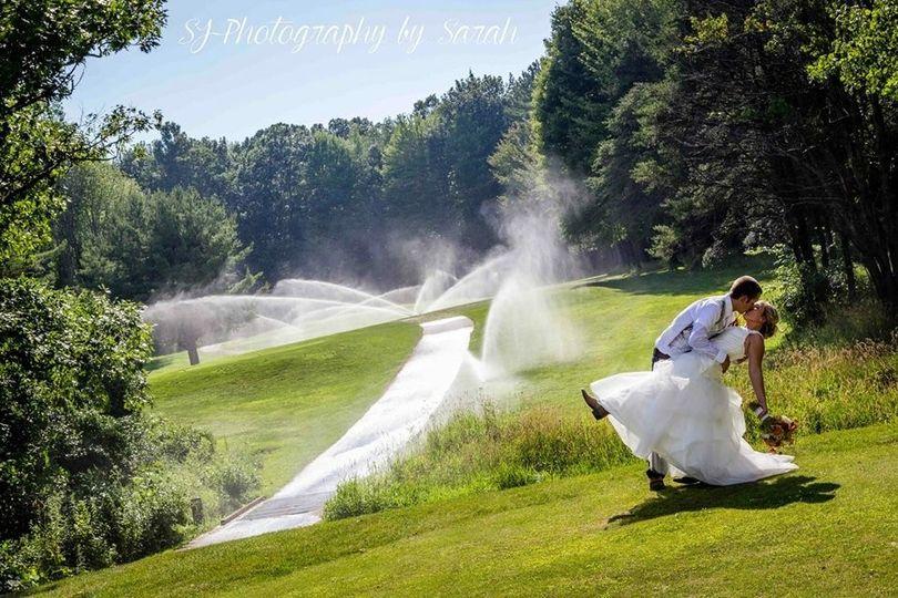 Terra verde golf course wedding pictures