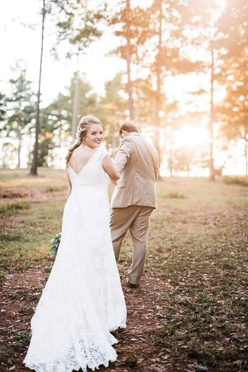 Lanxton wedding